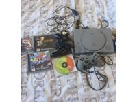 PlayStation 1 and games