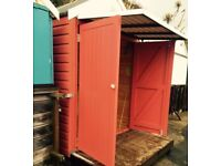 Beach hut for Airshow to let