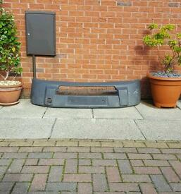 Ford transit connect front bumper