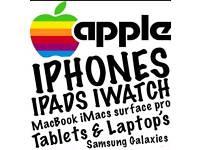 IPhone x / iPhone 8 / iPhone 7 6S SE 6 / MACBOOK / IPAD / iMac / apple AIRPODS /