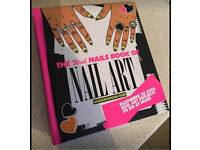 2 Wah Nail Art Books and 1 Nail Candy book very very good conditiob