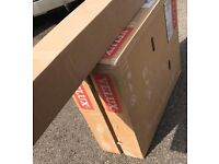 Selling Two Brand new never opened Velux Vertical Windows with support kit only £400 for the lot!