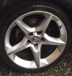 "18"" Holden Astra SRI alloy rim Evanston Gawler Area Preview"