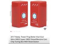 Nitro OBD2 Diesel Red Economy Chip Nitro OBD2 Yellow Economy Tuning Box Power Fuel