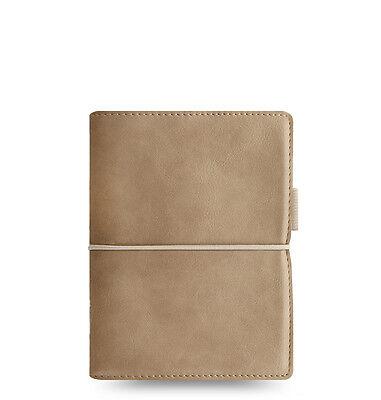 Filofax Domino Soft Organizer Fawn - Pocket Size - 022584