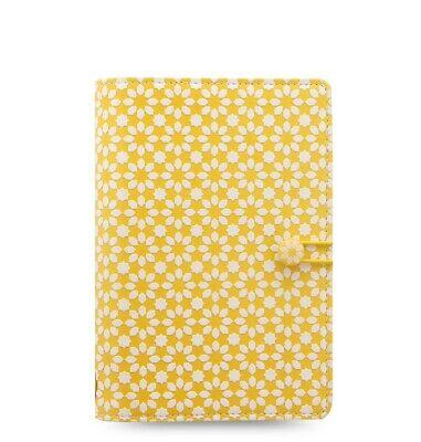 Filofax Impressions Personal Organizer Yellowwhite 2021 - 028711