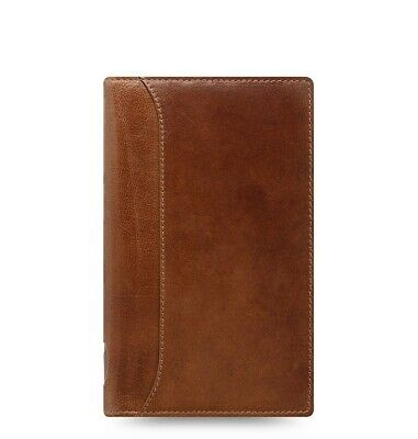 Filofax Lockwood Personal Slim Organizer Cognac - 026052