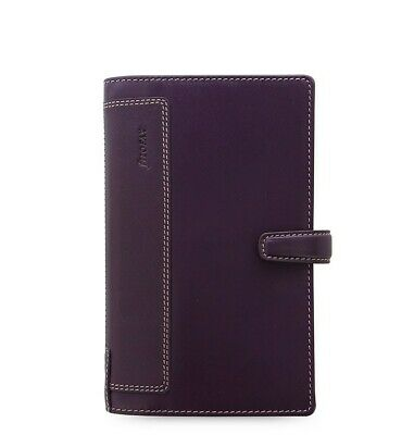 Filofax Holborn Personal Compact Organizer Purple 2020 - 025603