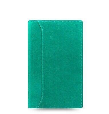 Filofax Lockwood Personal Slim Organizer Aqua - 026050 New Planner