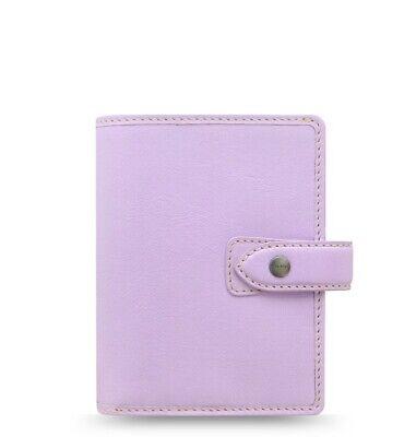 Filofax Malden Pocket Organizer - Orchid - 2021 - 025867 - New Color