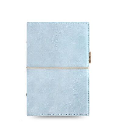 Filofax Domino Soft Organizer Pale Blue - Personal Size - New - 022578