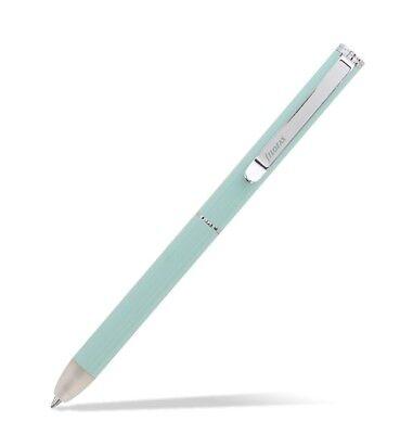 Filofax Clipbook Erasable Ballpoint Pen Duck Egg Blue - 149107