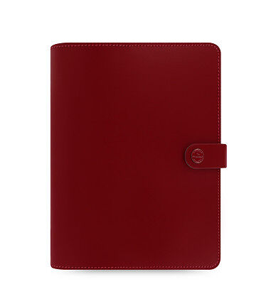Filofax Original Organizer A5 Pillarbox Red Leather - 022381
