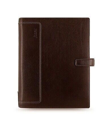 Filofax Holborn A5 Organizer Brown Leather 2020 - 025122