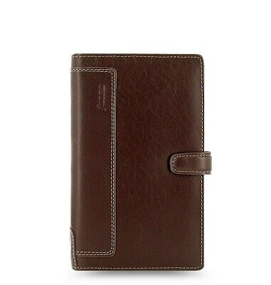 Filofax Holborn Personal Compact Organizer Brown Leather 2020 - 025133