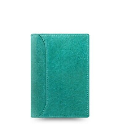 Filofax Lockwood Pocket Slim Organizer Aqua 2019 - 026049 New Planner