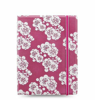Filofax Notebooks Impressions A5 Pink And White - 115040