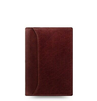 Filofax Lockwood Pocket Slim Organizer Garnet 2019 - 026053 New Planner