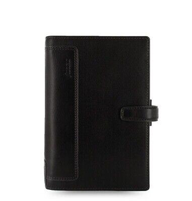 Filofax Holborn Personal Organizer Black Leather 2020 - 025116