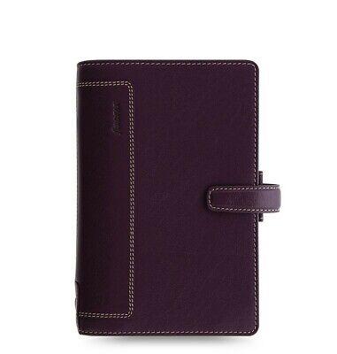 Filofax Holborn Personal Organizer Purple - 025601