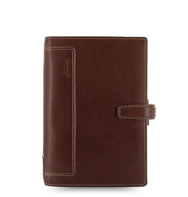 Filofax Holborn Personal Organizer Brown Leather 2020 - 025120