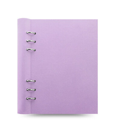 Clipbook Classic Pastels A5 Notebook Orchid - 023623