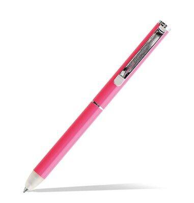Filofax Clipbook Saffiano Fluoro Erasable Ballpen Pink - 149110