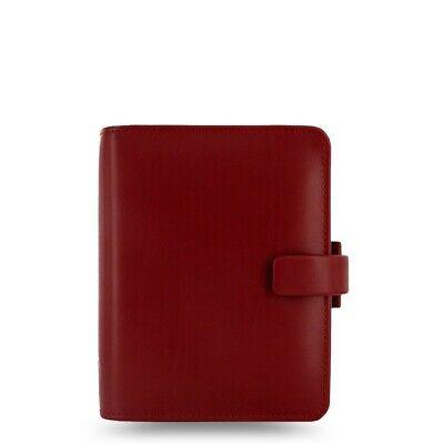 Filofax Metropol Pocket Organizer Red - 026962 - New Item