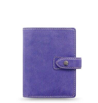 Filofax Pocket Size Malden Organizer- Iris - 2020 - 025816