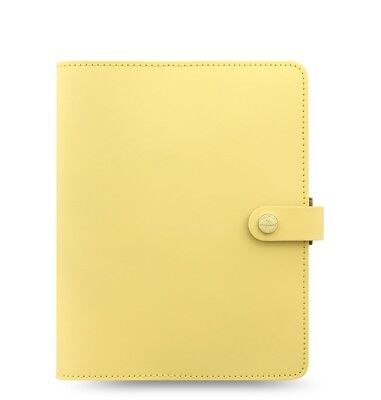 Filofax Original A5 Organizer Lemon - Any Year - 026068 - Brand New Color
