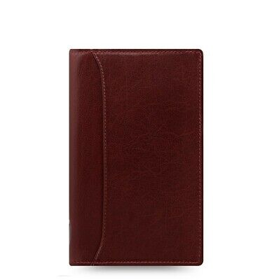 Filofax Lockwood Personal Slim Organizer Garnet - 026054