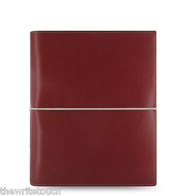 Filofax Domino Organizer A5 Red - 027872