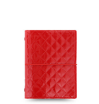 Filofax Domino Luxe Pocket Organizer Red 2019 - 027991