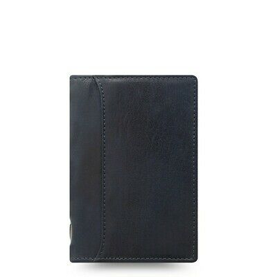 Filofax Lockwood Pocket Slim Organizer Navy 2019 - 026055 New Planner
