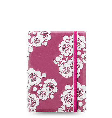 Filofax Notebooks Impressions Pocket Pink And White - 115044