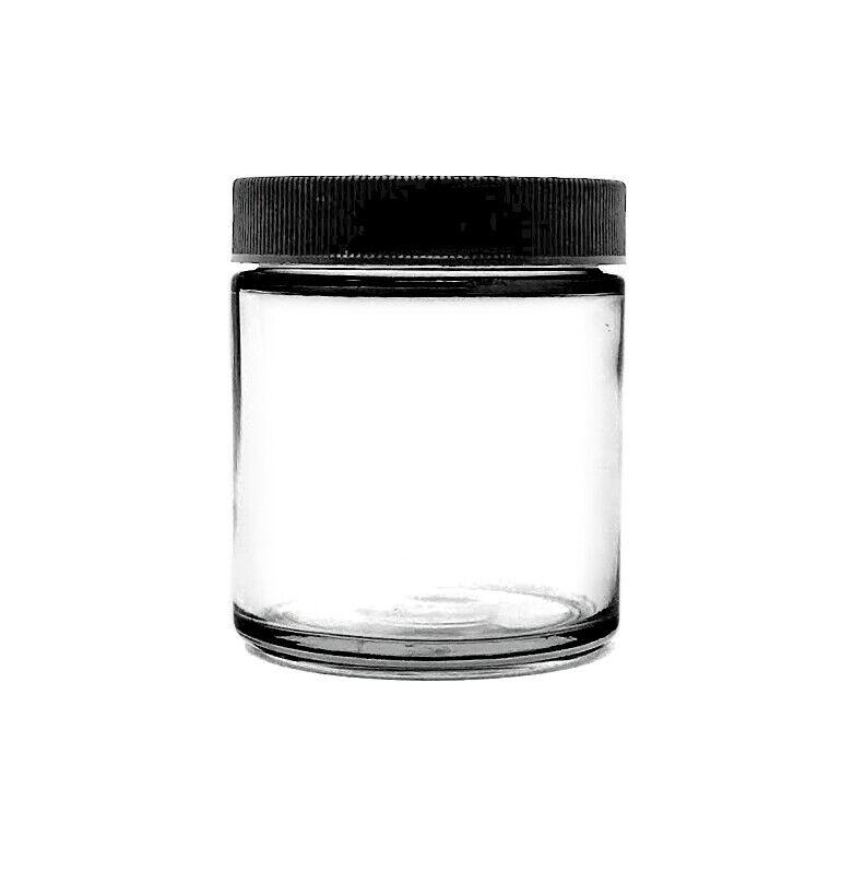 4 oz Glass jars with lid