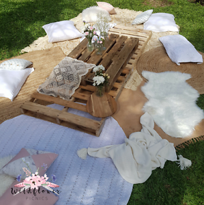 Wildflower picnics event styling and hire Kingscliff Tweed Heads Area Preview