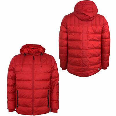 Puma Ferrari Down 10th Anniversary Hooded Mens Puffer Coat Jacket 569322 02