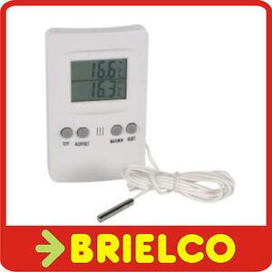 Freezer temperatura minima control de temperatura para for Temperatura freezer