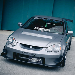 COMPLETE SHOW CAR- J'S RACING 2002 ACURA RSX Type-S