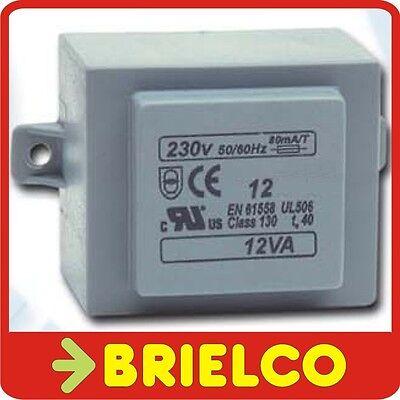 TRANSFORMADOR DE ALIMENTACION ENCAPSULADO 12VA ENTR 220V AC SALIDA 12+12V BD8250