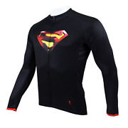 Mens Cycling Jersey Long Sleeve