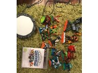 PS3 sky landers - portal and characters and disk