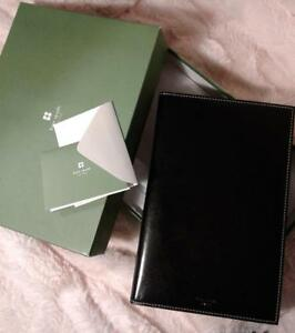 AUTHENTIC KATE SPADE ITALIAN LEATHER NOTEBOOK