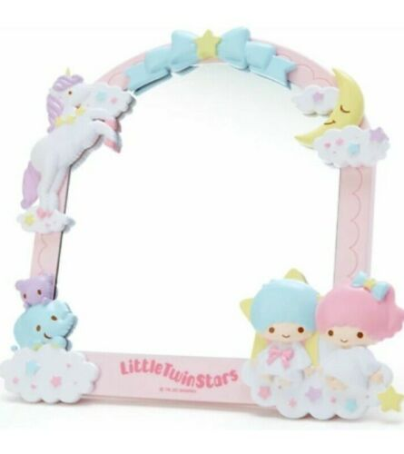 Sanrio Little Twin Stars Mirror Stand & Wall