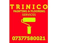 CHEAP!!!!! EXPERIENCED PAINTER AND FLOOR LAMINATER 07377580021