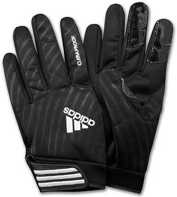 (Adidas Performance Signal Caller Cold Weather Football Gloves NEW!)