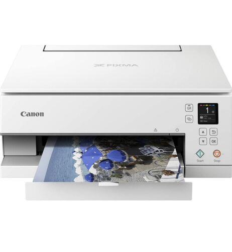 Canon Pixma TS6320 Wireless Inkjet All-In-One Color Printer