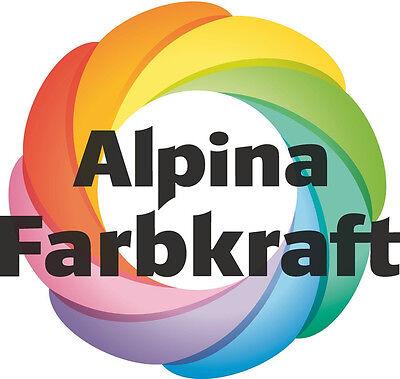 Alpina Wandfarbe Farbrezepte Grüne Poesie matt (früher Lecker ...
