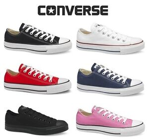 Converse-Classic-Chuck-Taylor-Low-Trainer-Sneaker-All-Star-OX-NEW-sizes-Shoes